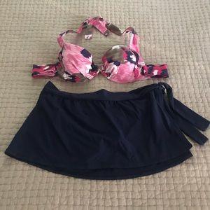 Tommy Bahama 2 piece swimsuit